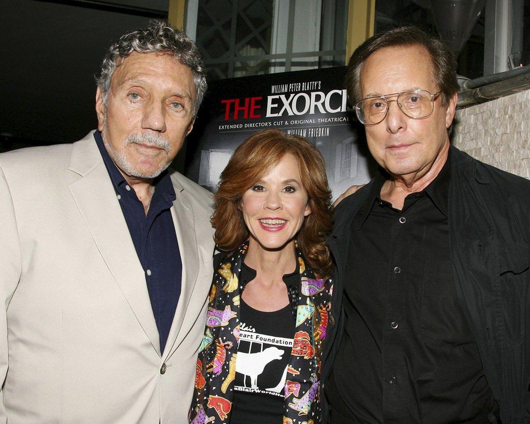 奧斯卡得獎恐怖片「大法師」(The Exorcist)同名小說作者兼電影編劇布雷
