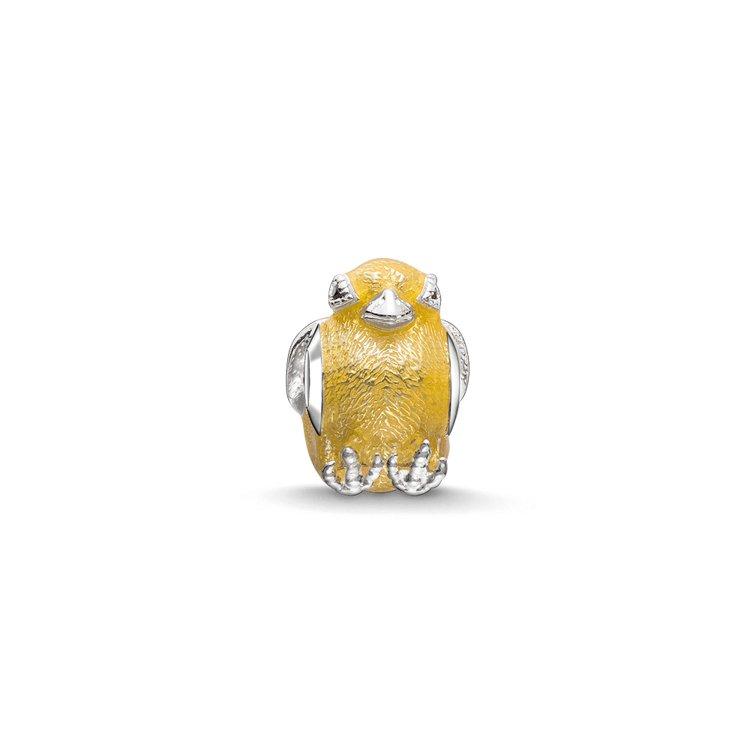 黃毛小雞Karma Beads,3,280元。圖/THOMAS SABO提供