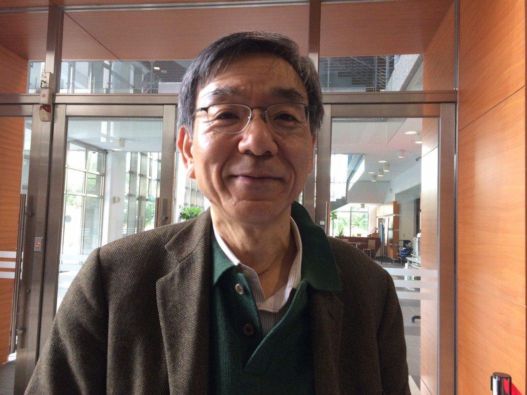 台灣大學法律學院教授王文宇。記者陳怡慈/攝影