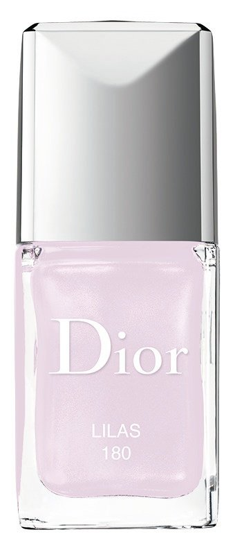 迪奧指甲油#180紫丁香,售價850元,限量。圖/迪奧提供