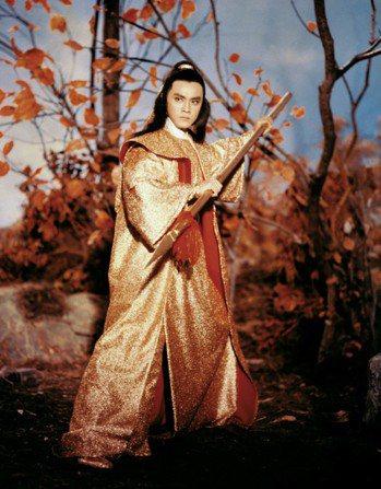「三少爺的劍」是爾冬陞成名代表作。圖/金馬影展提供
