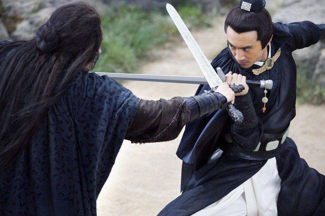 「三少爷的剑3D」重拍旧经典却另有新的诠释。图/金马影展提供