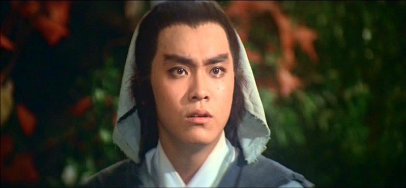 你冬升在邵氏电影「倚天屠?记」演张无忌,全台?卖。图/摘自HKMDB