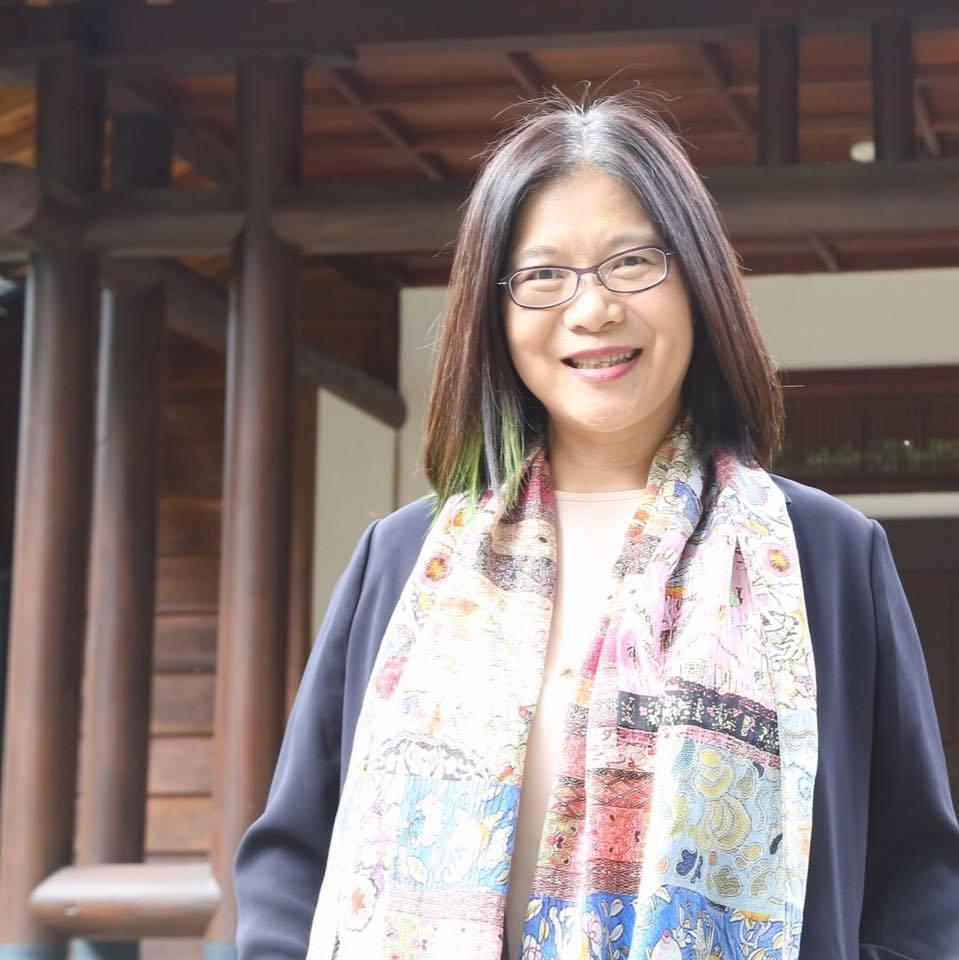 民進黨立委管碧玲有意角逐下屆高雄市長。圖/取自管碧玲臉書
