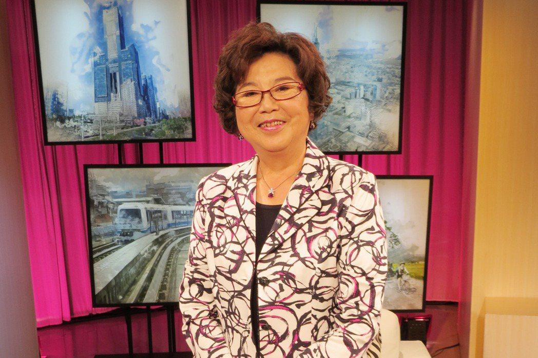 王滿嬌人生經歷豐富精彩。圖/台視提供