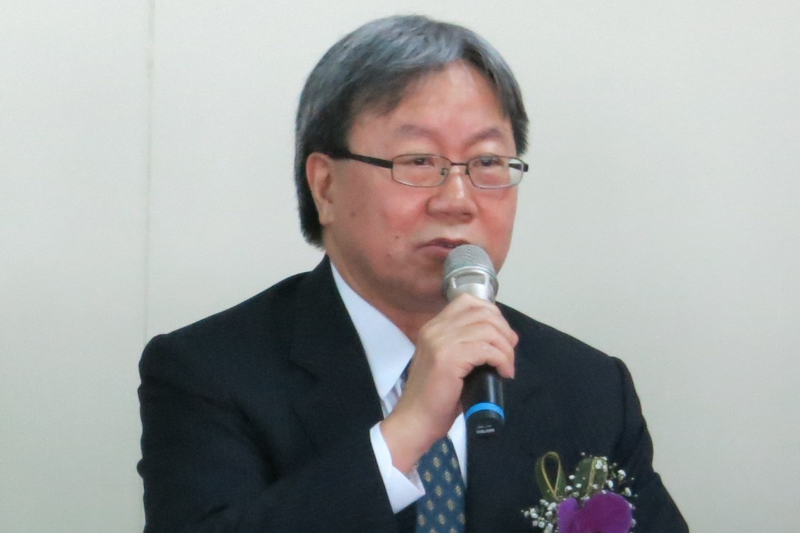 辛耘董事長謝宏亮。 聯合報系資料照