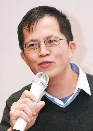 連明偉。 圖/本報記者林俊良攝影