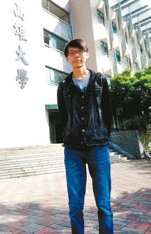 廖建章松山工農電機科畢業後,打工1年考上台灣首府大學應用外語系日文組,從此找到方...