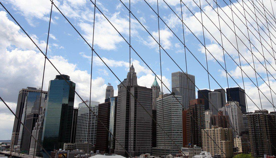 纽约。 图/新华社