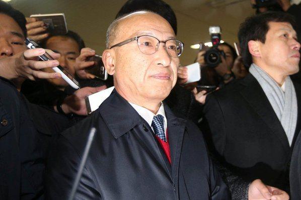 坦承涉三星弊案 國家退休基金總監被捕