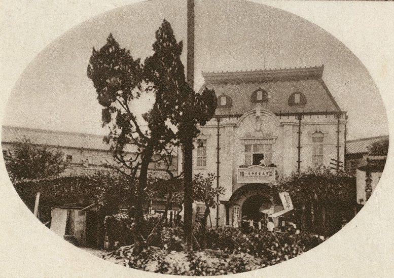 日本時代的臺南西市場,曾經盛極一時。圖/國立臺灣歷史博物館蒐藏品