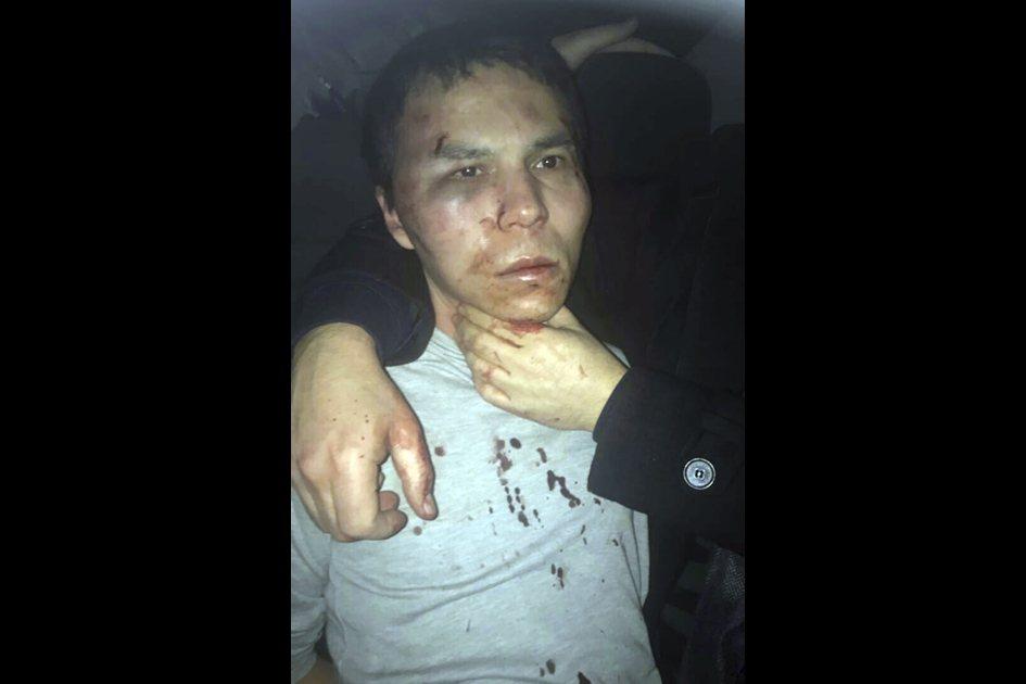 17天後,土耳其活捉跨年恐攻嫌疑犯。 圖/美聯社