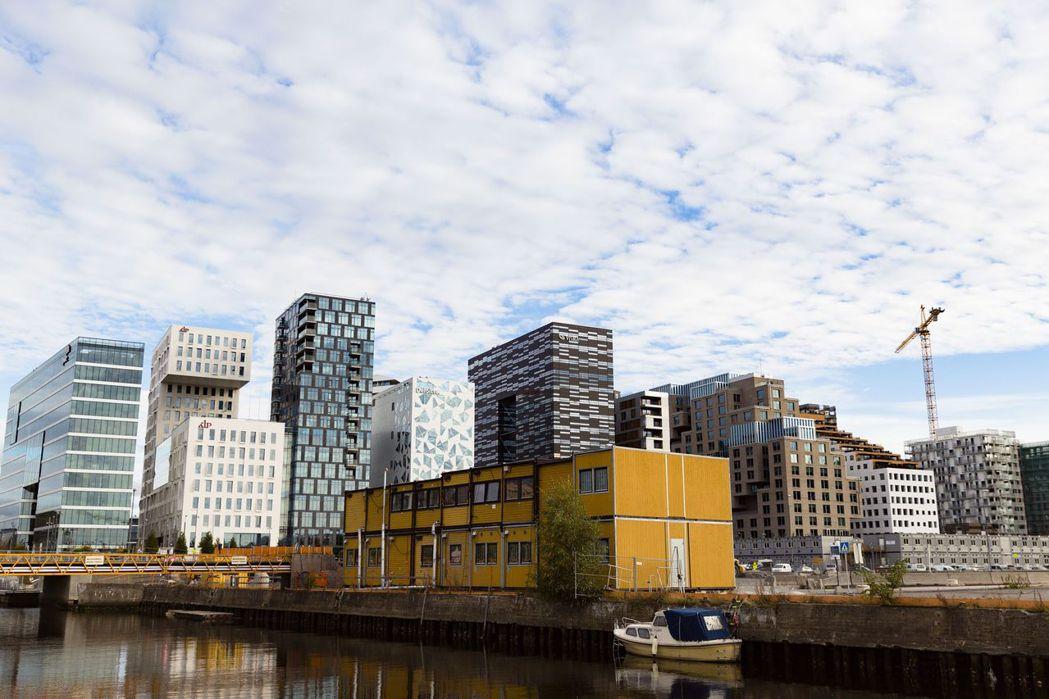 挪威為全球最快樂國家。圖/彭博資訊