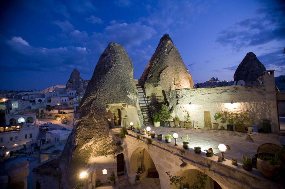 克勒貝克特別洞穴飯店 (Kelebek Special Cave Hotel)。...