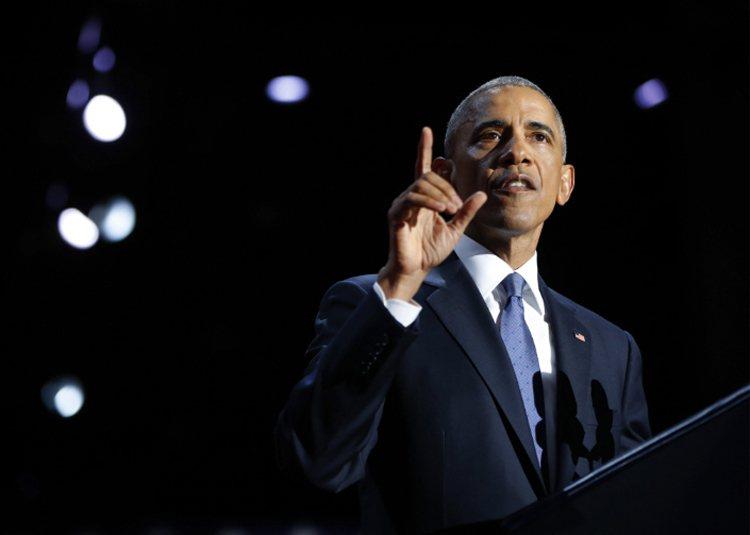 美国总统欧巴马。 图/美联社资料照