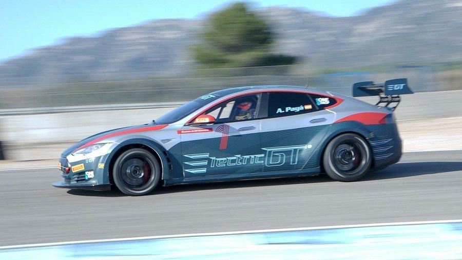 Electric GT Championship官方提供