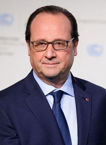 针对美国准总统川普直言批评德国内政,法国总统欧兰德愤怒表示,欧洲事物无须外人来指...