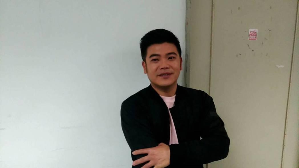 馬國畢自認最擅長還是演藝工作。記者李姿瑩/攝影