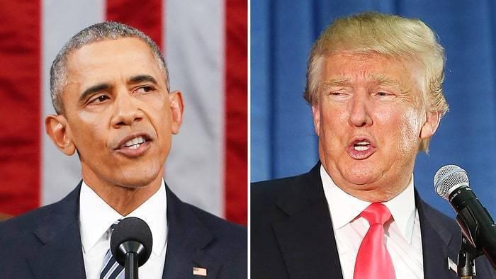 大家可能认为欧巴马与川普的作风?然不同,但欧巴马却表示,他们俩人至少有一个共嗵?...