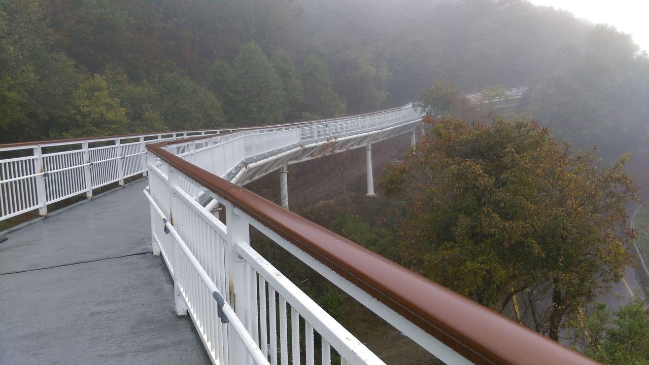 「清境?架景观步道」即将在2月底?工。图/南投县政府提供