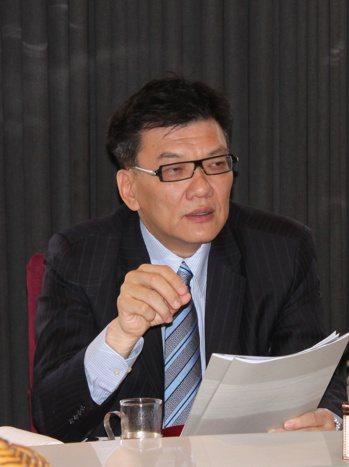 资诚联合会计师事务所副所长暨策略长吴德丰。图/资诚提供