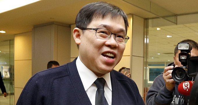 長榮航空前董事長張國煒 報系資料照