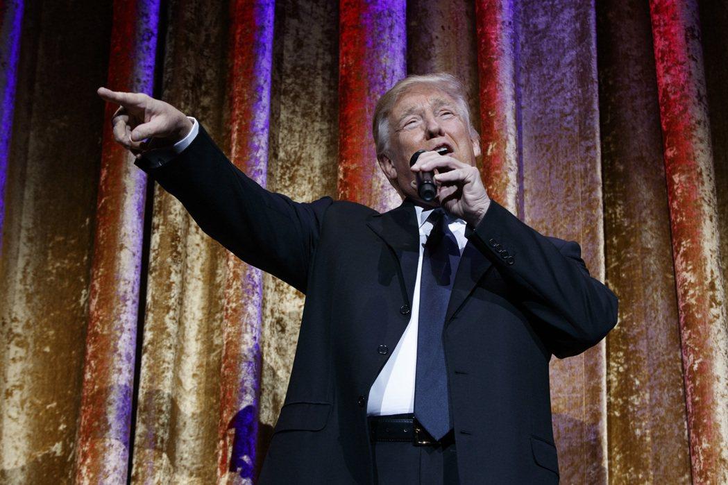 美国总统当选人川普。 图/美联社