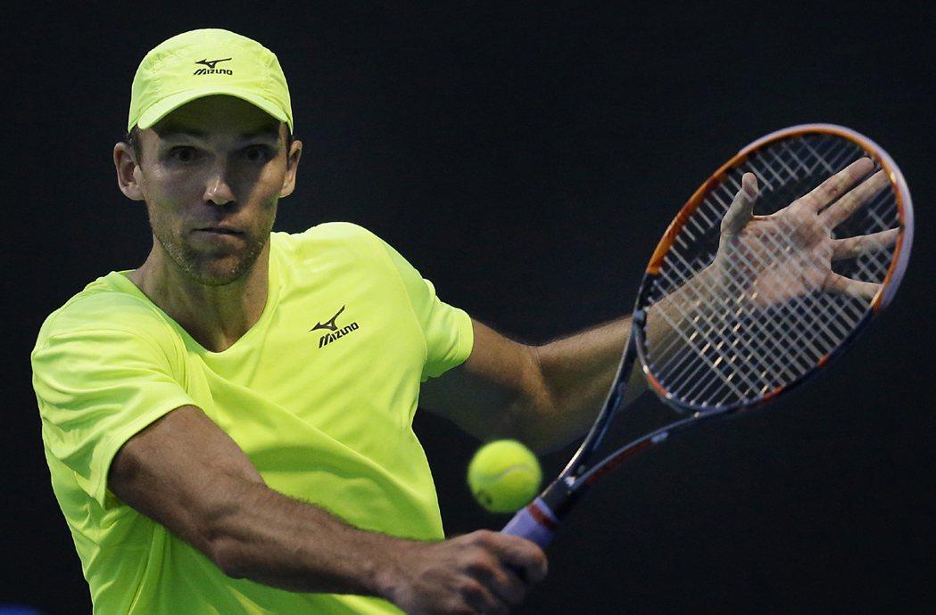 克罗埃西亚好手卡洛维奇,在澳网?轮拼战创纪录的84局后击败对手。 美联社