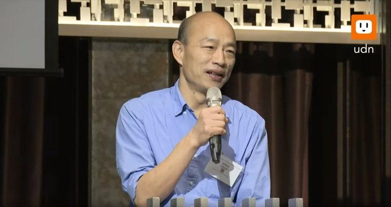 韓國瑜演說狂用「晶晶體」?網揭密:根本科技業常態!