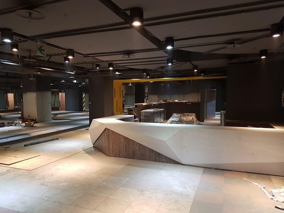 黃懷晨開設的健身房遭爆噪音擾民。圖/摘自臉書