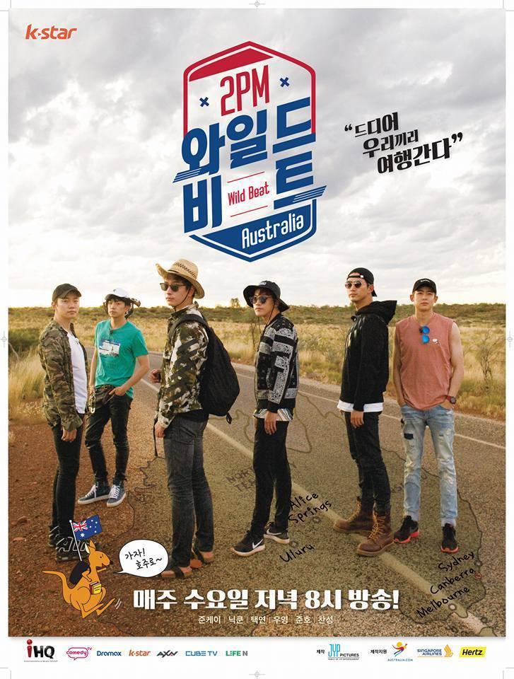 為紀念出道10週年,南韓人氣偶像男團2PM全體成員前往澳洲拍攝真人秀綜藝「2PM