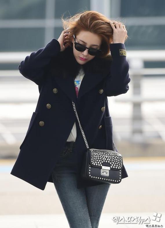 韓國女星徐仁英。 圖/擷自huffingtonpost