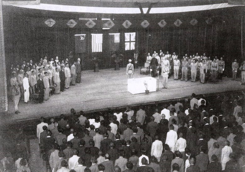 1945年10月25日,依照盟軍最高統帥麥克阿瑟元帥發布的《一般命令第一號》第1...