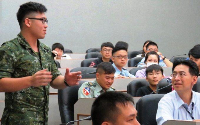 國軍招募說明會/聯合報系資料照