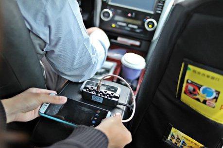 車內免費充電與Wifi 全鋒推貼心備援服務