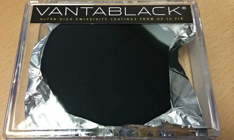 Vantablack。圖/取自guim。