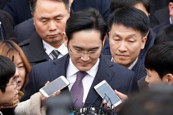 南韓法院駁回聲押三星少主李在鎔