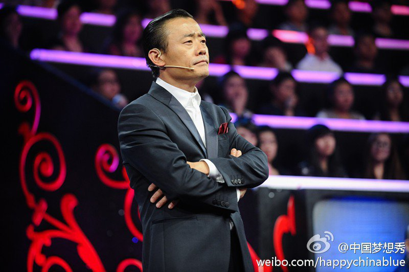 中國大陸脫口秀演員周立波。 圖/擷自周立波微博