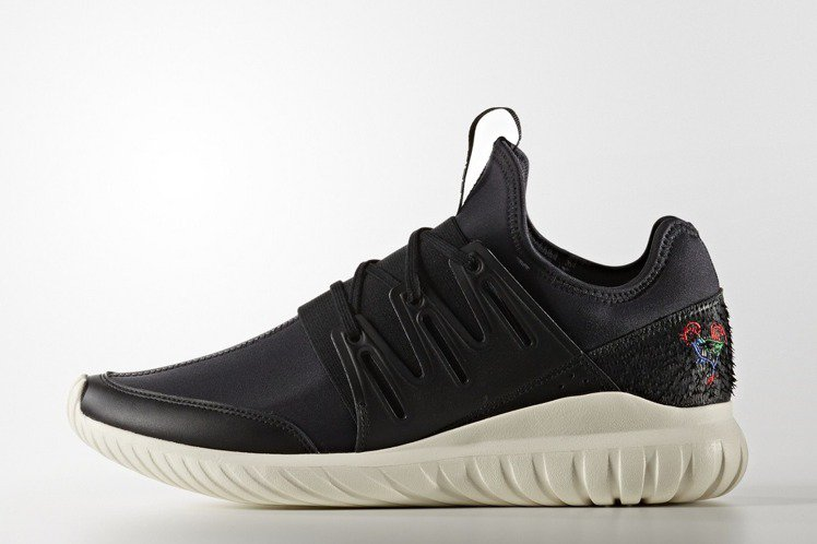 adidas Originals的中國年 TUBULAR RADIAL 男鞋,5...
