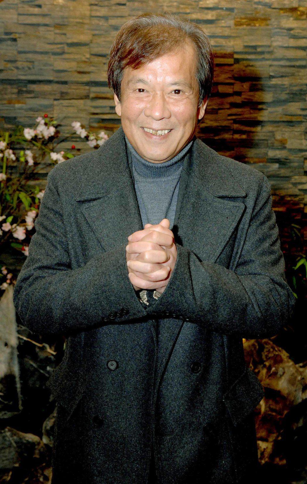 郭建宏上任華視總經理,對電視方向心中已有藍圖。圖/華視提供