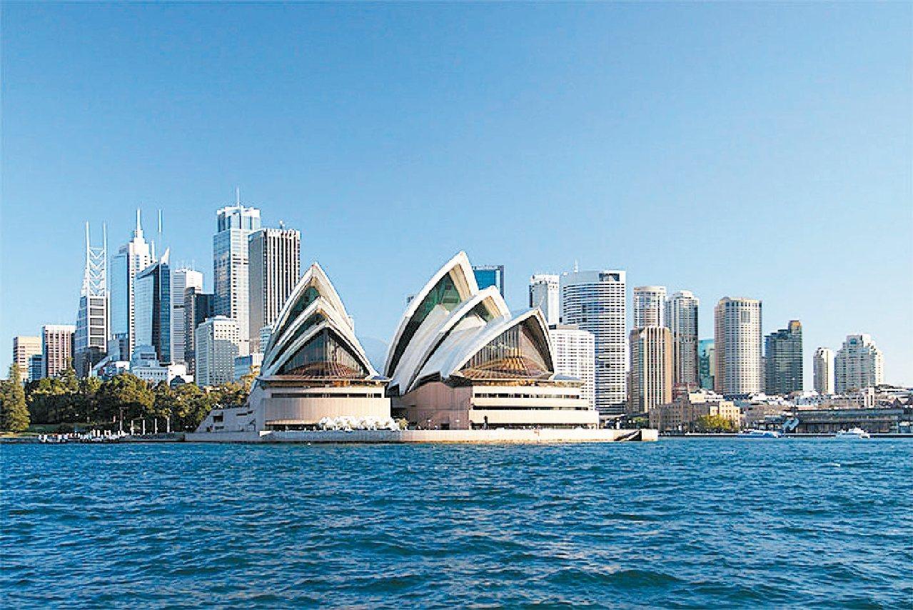 圖為澳洲房地產。 報系資料照