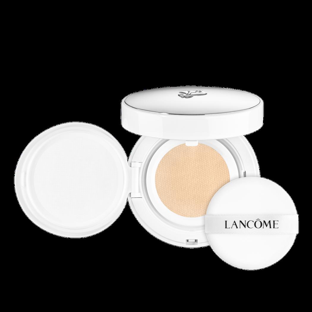 蘭蔻激光煥白輕感氣墊粉餅—無瑕版 SPF50+/PA+++,共6色。圖/蘭蔻提供