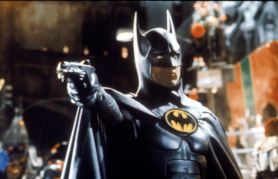 米高基頓的「蝙蝠俠」,至今仍受不少影迷推崇。圖/摘自imdb