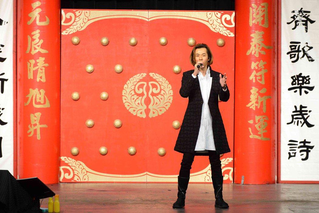 楊培安受邀到美國出席商演。圖/星葳娛樂提供