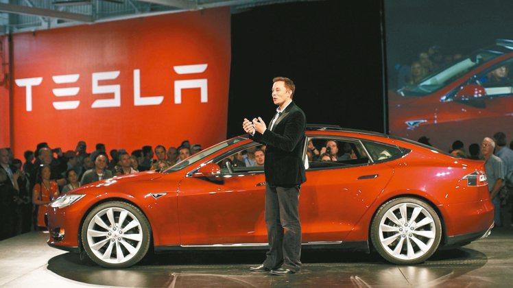 電動車大廠特斯拉(Tesla)利多連發,台系重要供應鏈貿聯-KY、和大、康舒吸睛...