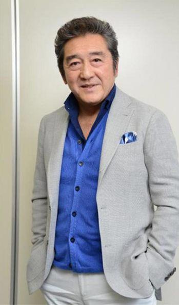 日本男星松方弘樹21日因腦淋巴腫瘤病逝,享壽74歲。 圖片來源/日本產經新聞網站