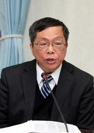 營建署長許文龍出席。記者曾吉松/攝影