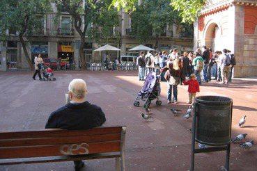 都市空汙終結者:巴塞隆納的超級街廓