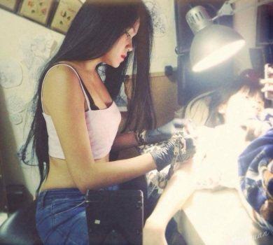 因為愛,我刺青──陳埃及的田野筆記