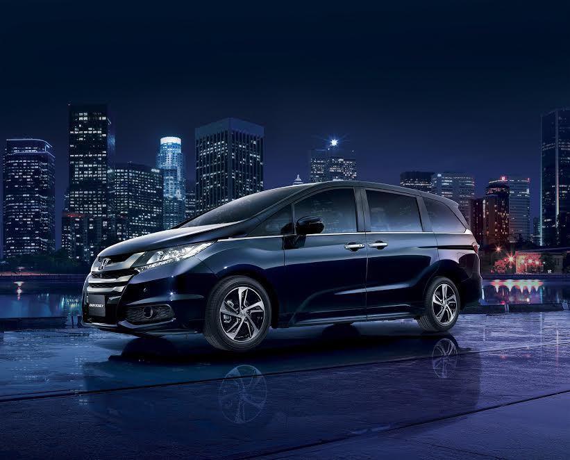 Honda Odyssey。 Honda提供